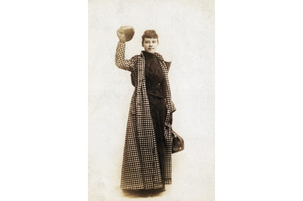 Nellie Bly. (Photo by Bettmann/Getty Images)