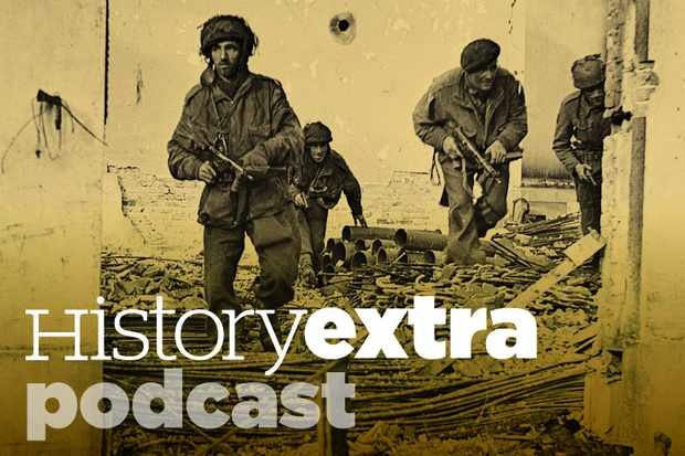 Podcast Website large Antony Beevor