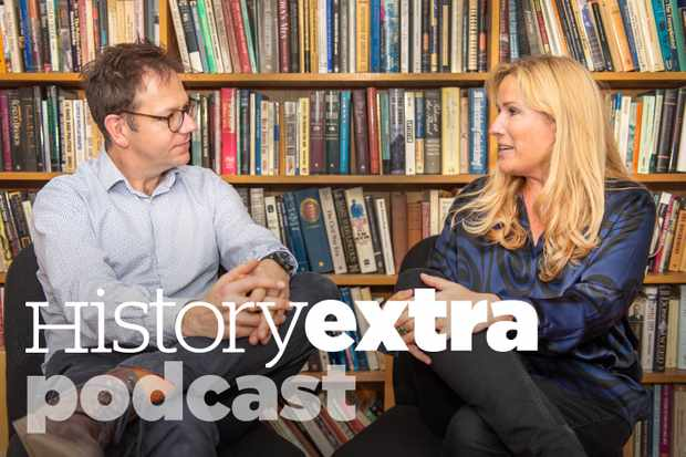 Professor Sarah Churchwell and fellow historian Adam IP Smith discuss America's changing dream in our latest podcast.