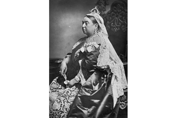 Queen Victoria. (Photo by Alexander Bassano/Spencer Arnold/Getty Images)