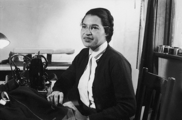 Rosa Parks. (Photo by Don Cravens/The LIFE Images Collection/Getty Images)