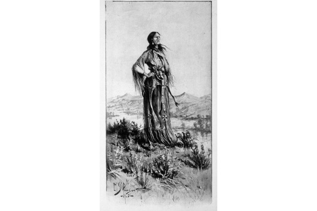 Sacagawea. (Photo by MPI/Getty Images)
