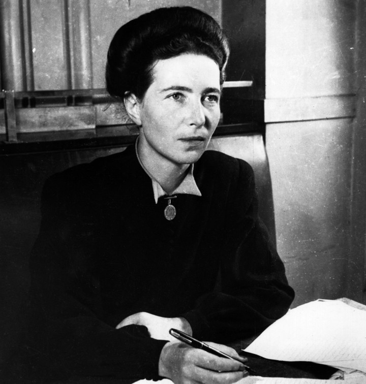 beauvoir analysis The second sex is a book by simone de beauvoir that was first published 1949.