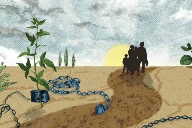(Illustration for BBC History Magazine)