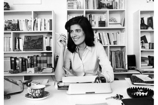 Susan Sontag. (Photo by Jean-Regis Rouston/Roger Viollet/Getty Images)