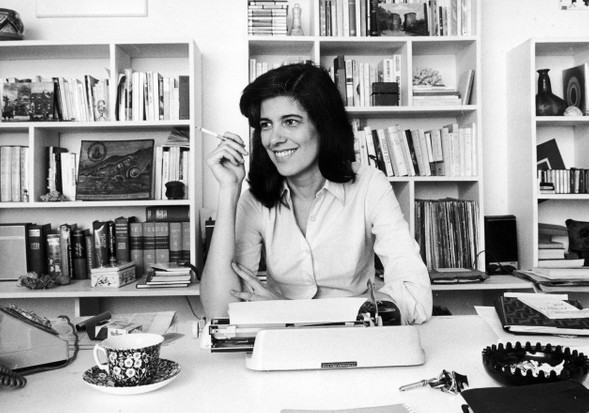 Susan Sontag. (Photo by Jean-Regis Rouston/Roger Viollet/Getty Images)