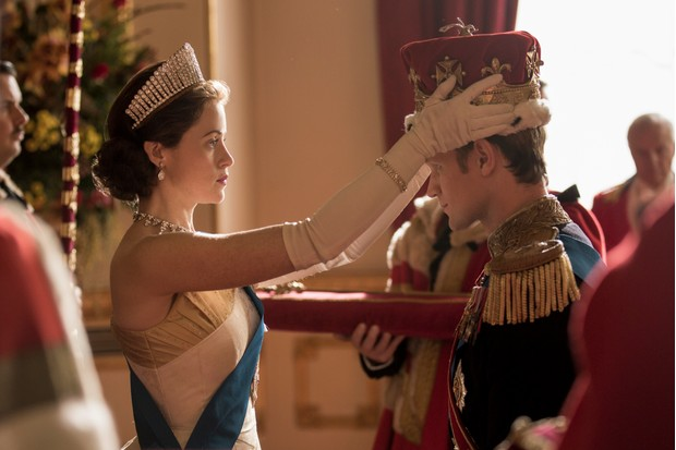 The Crown. (Photo by Robert Viglasky / Netflix)