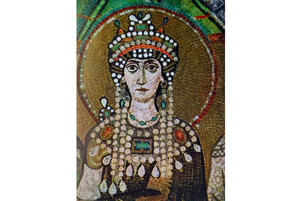 Theodora. (Photo by Universal History Archive/UIG via Getty Images)