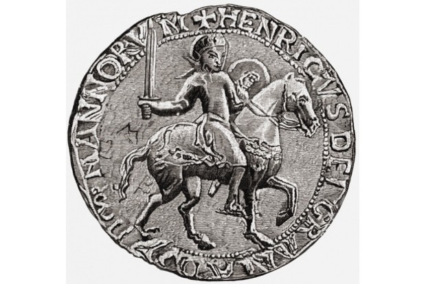 The Great Seal of Henry I. (Photo by Universal History Archive/UIG via Getty Images)