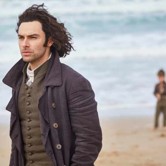 Poldark. (Photo by BBC/Mammoth Screen/Mike Hogan)