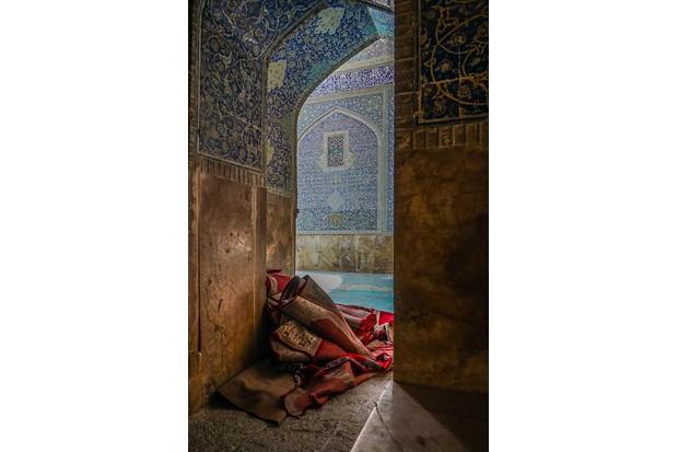 Shah Mosque, Isfahan, Iran by Pamela Jones - Bath, UK (shortlisted)