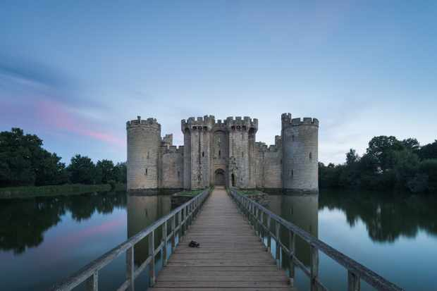 2 - Shortlist - Steve Oldfield - Bodium Castle