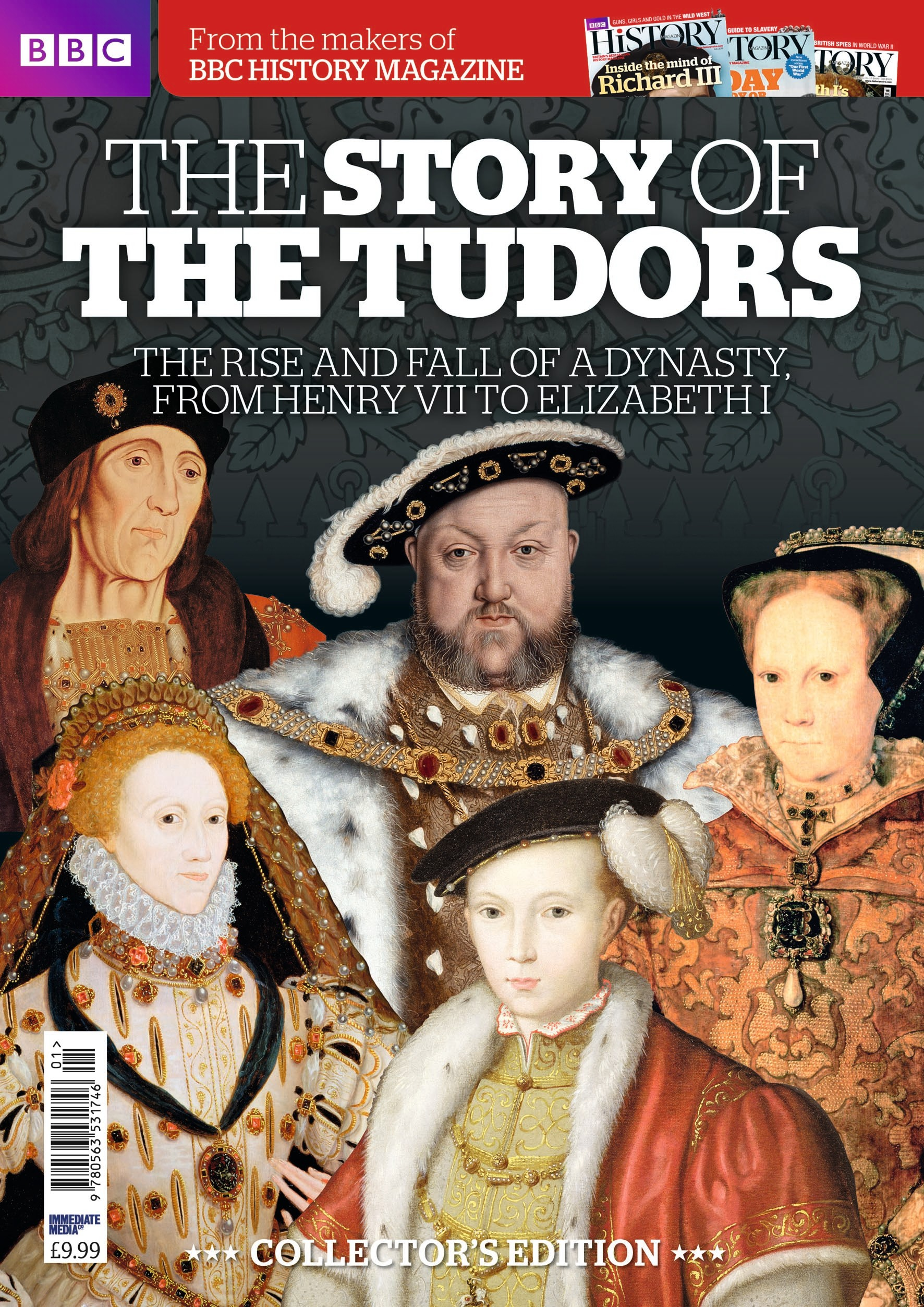 The Story of the Tudors.