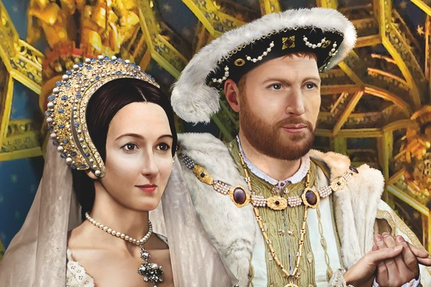 The royal weddings of Henry VIII: Alison Weir on what came before divorced, beheaded, died...