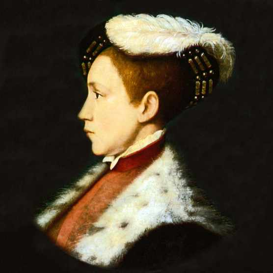 Edward VI. (Photo by Universal History Archive/Getty Images)