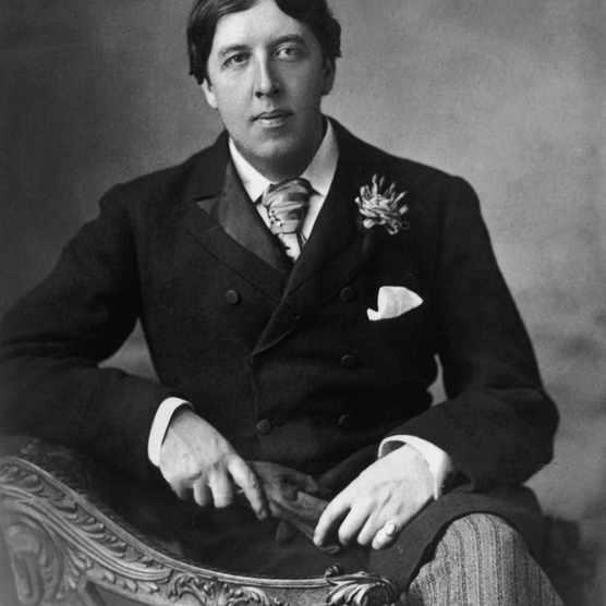 Oscar Wilde. (Getty Images)
