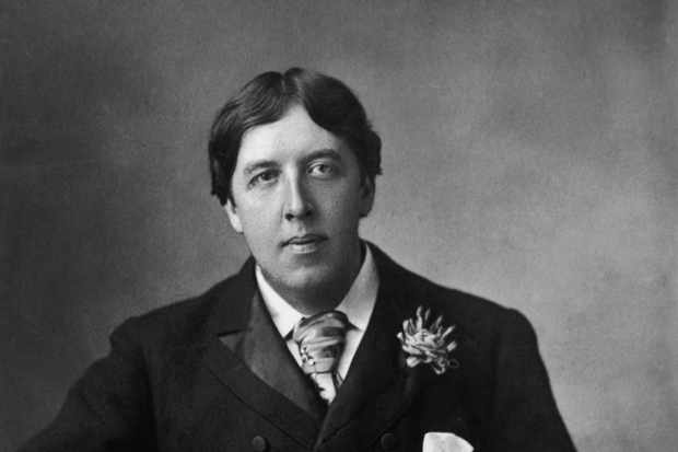 Oscar Wilde. (Getty Images)