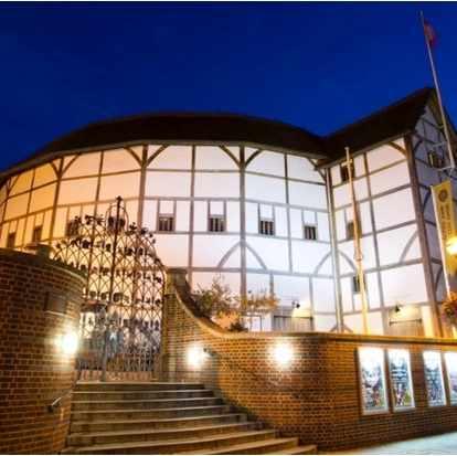 Shakespeare's Globe. (Loop Images/UIG via Getty Images)