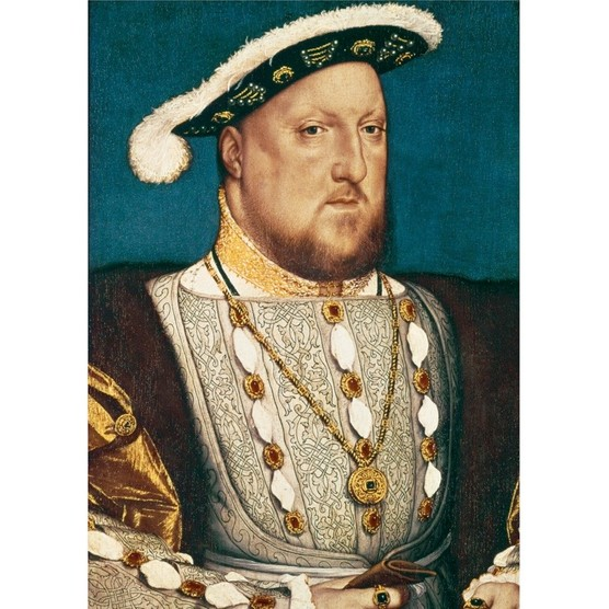 Henry VIII. (Photo by Imagno/Getty Images)