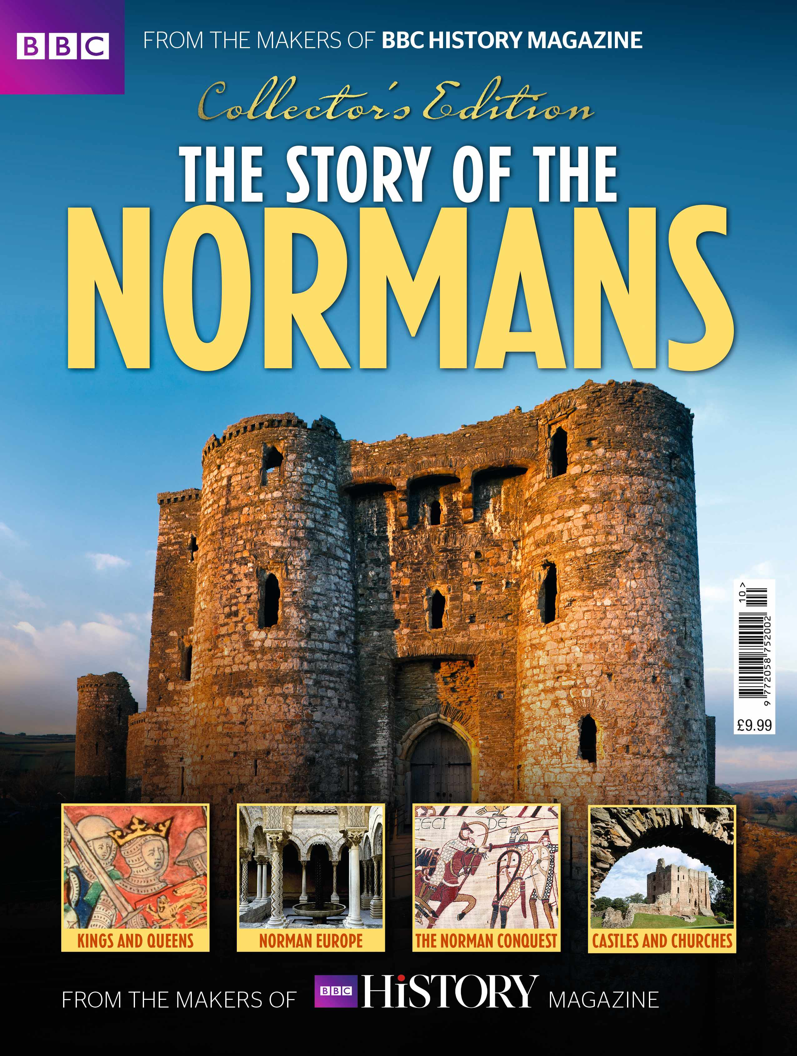 The Story of the Normans.