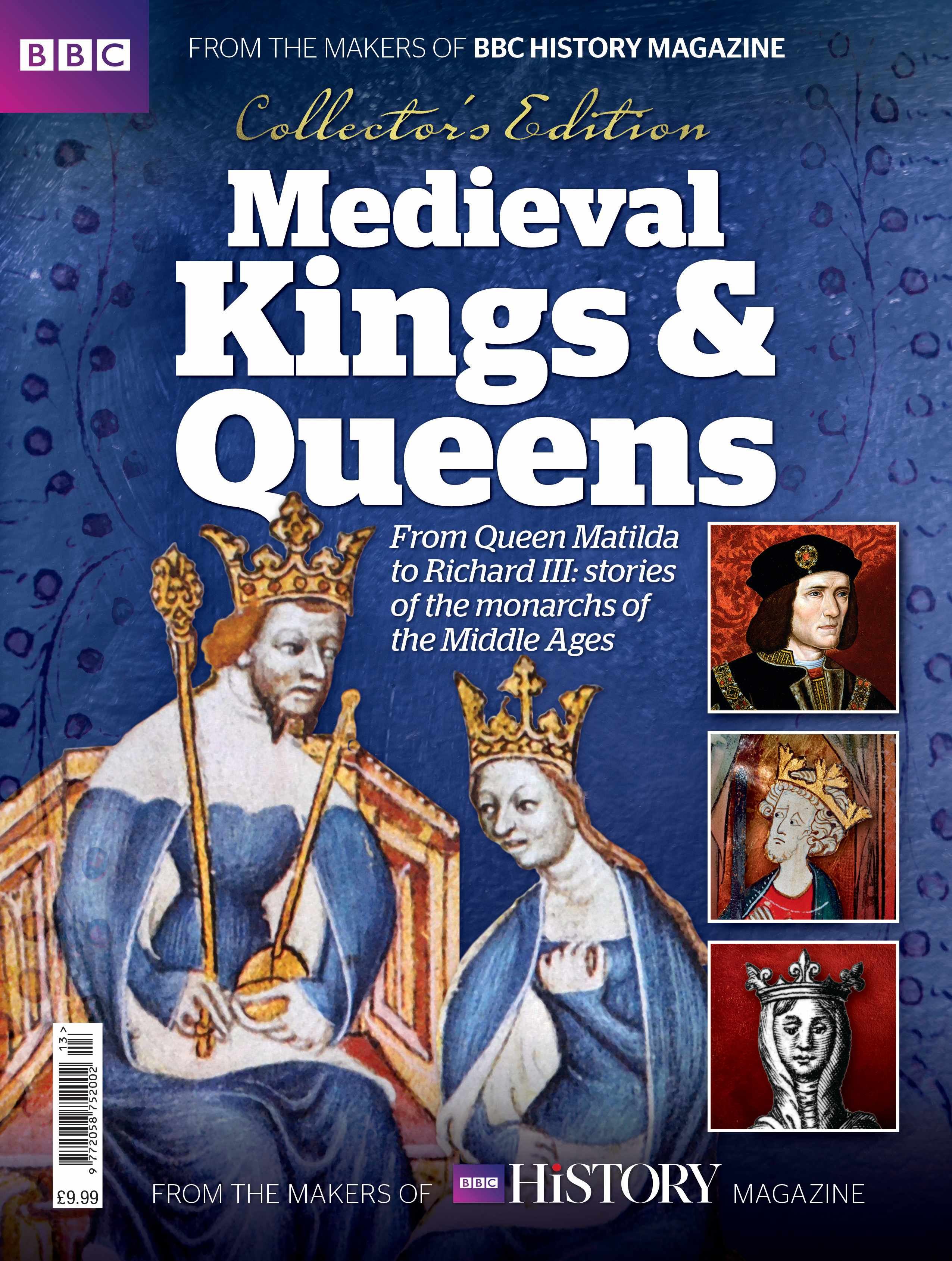Medieval Kings and Queens.