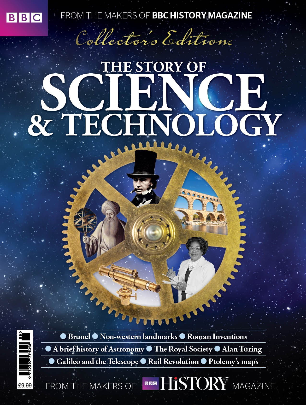 The Story of Science and Technology.