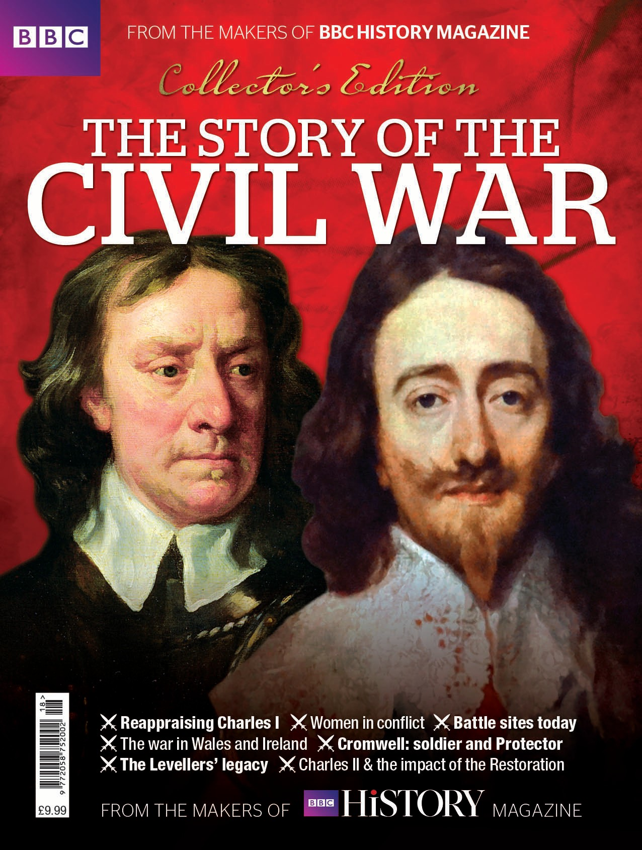 The Story of the Civil War.