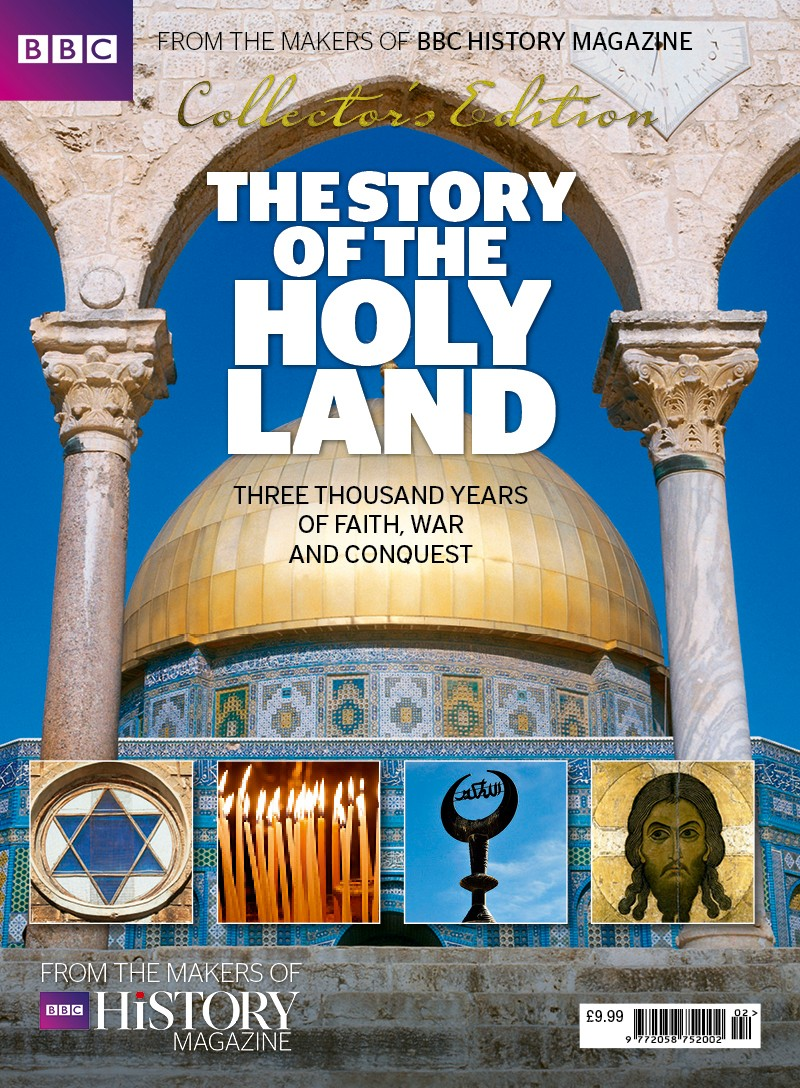 The Story of the Holy Land.
