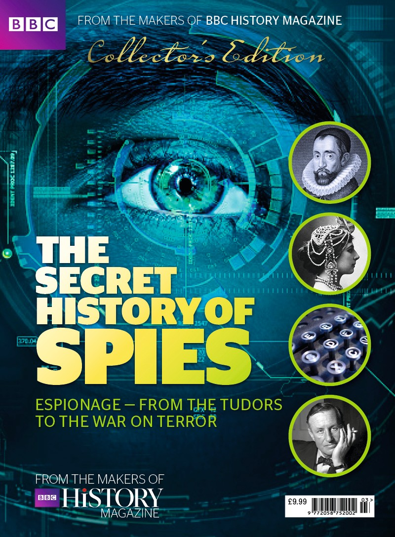 The Secret History of Spies.