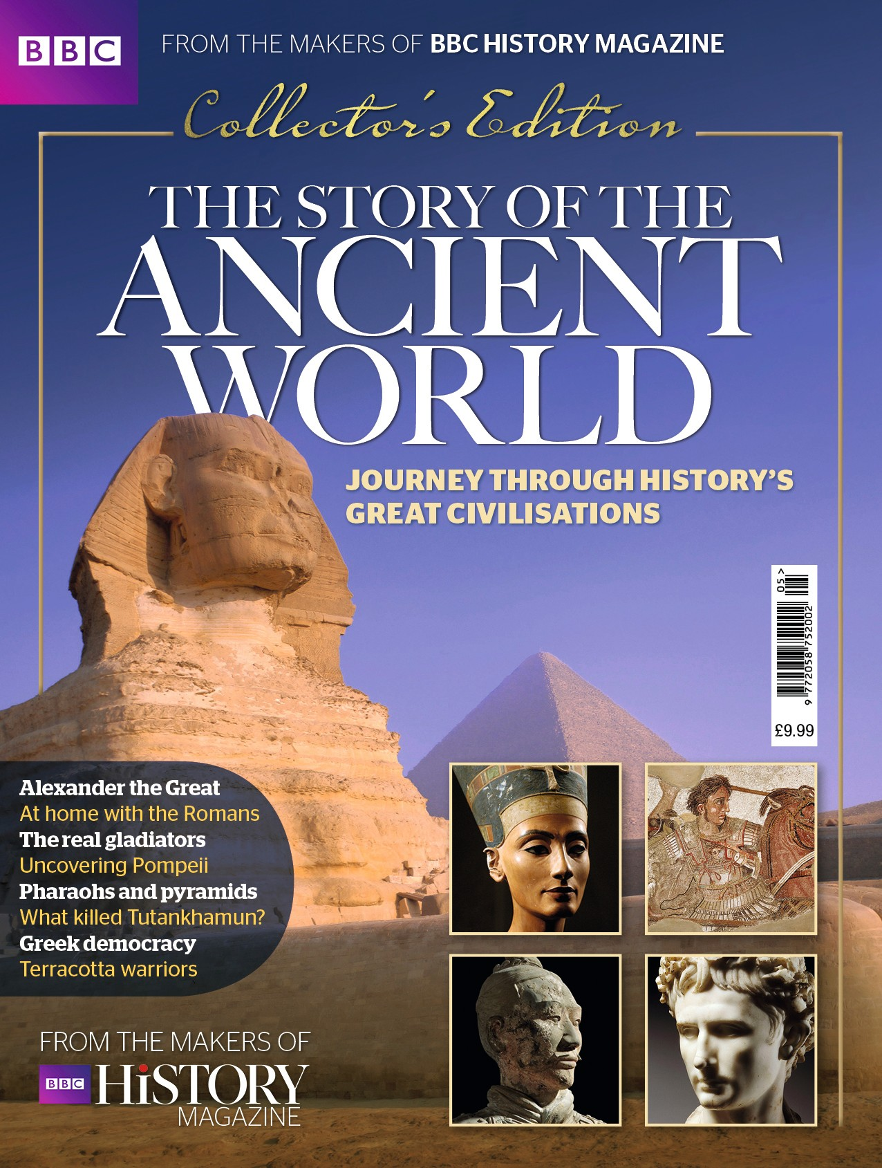 The Story of the Ancient World.