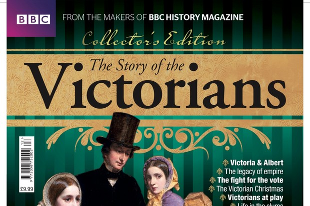 The Story of the Victorians.