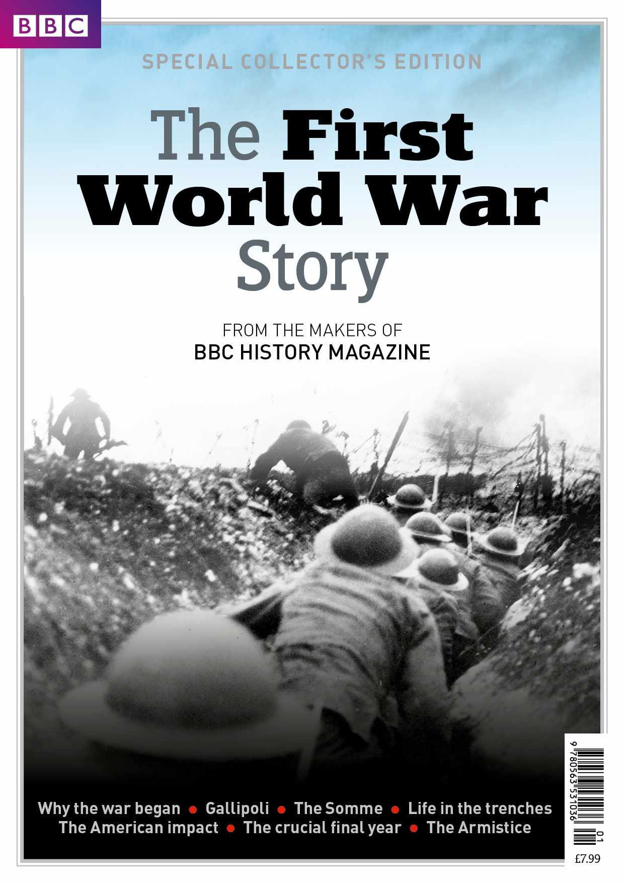 The First World War Story.
