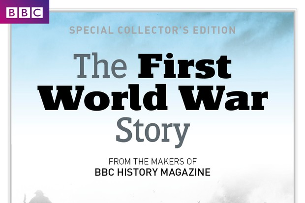 The First World War Story.