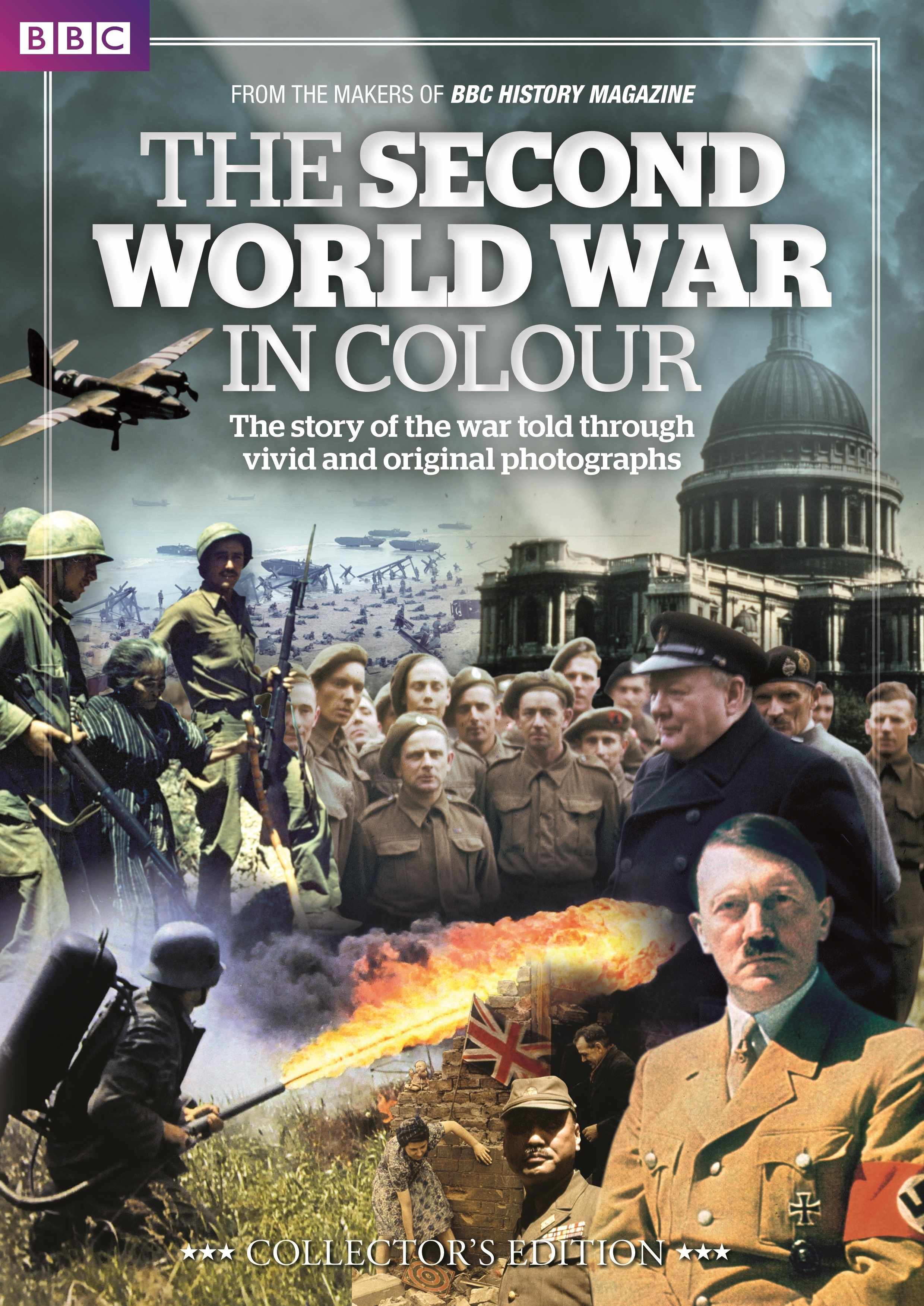 The Second World War In Colour.
