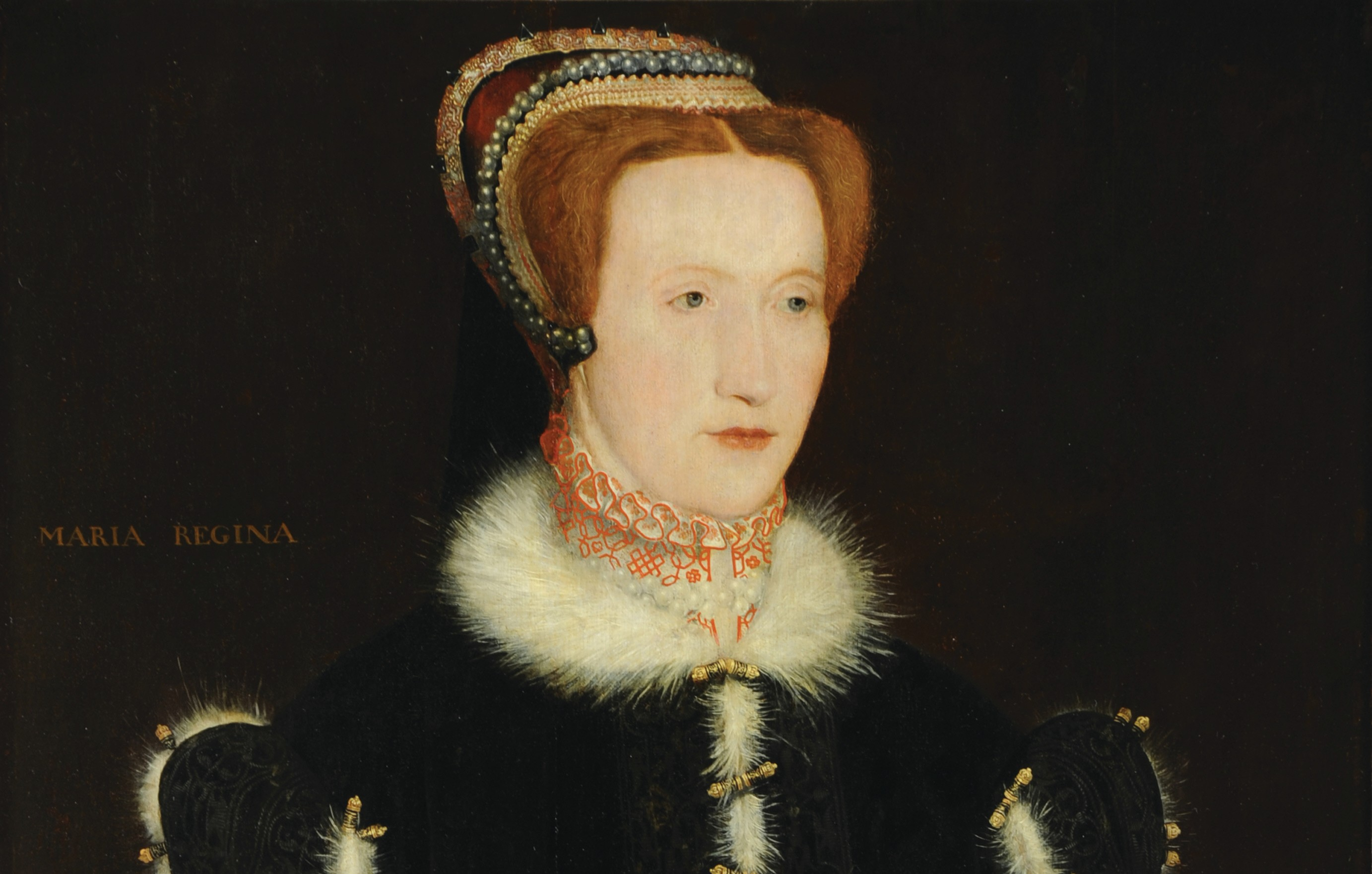 A 16th-century portrait of Bess of Hardwick. Bess's talent, ambition and eye for a well-connected husband elevated her to dizzying levels of wealth and power in Tudor England. (Photo by Bridgeman Art Library)