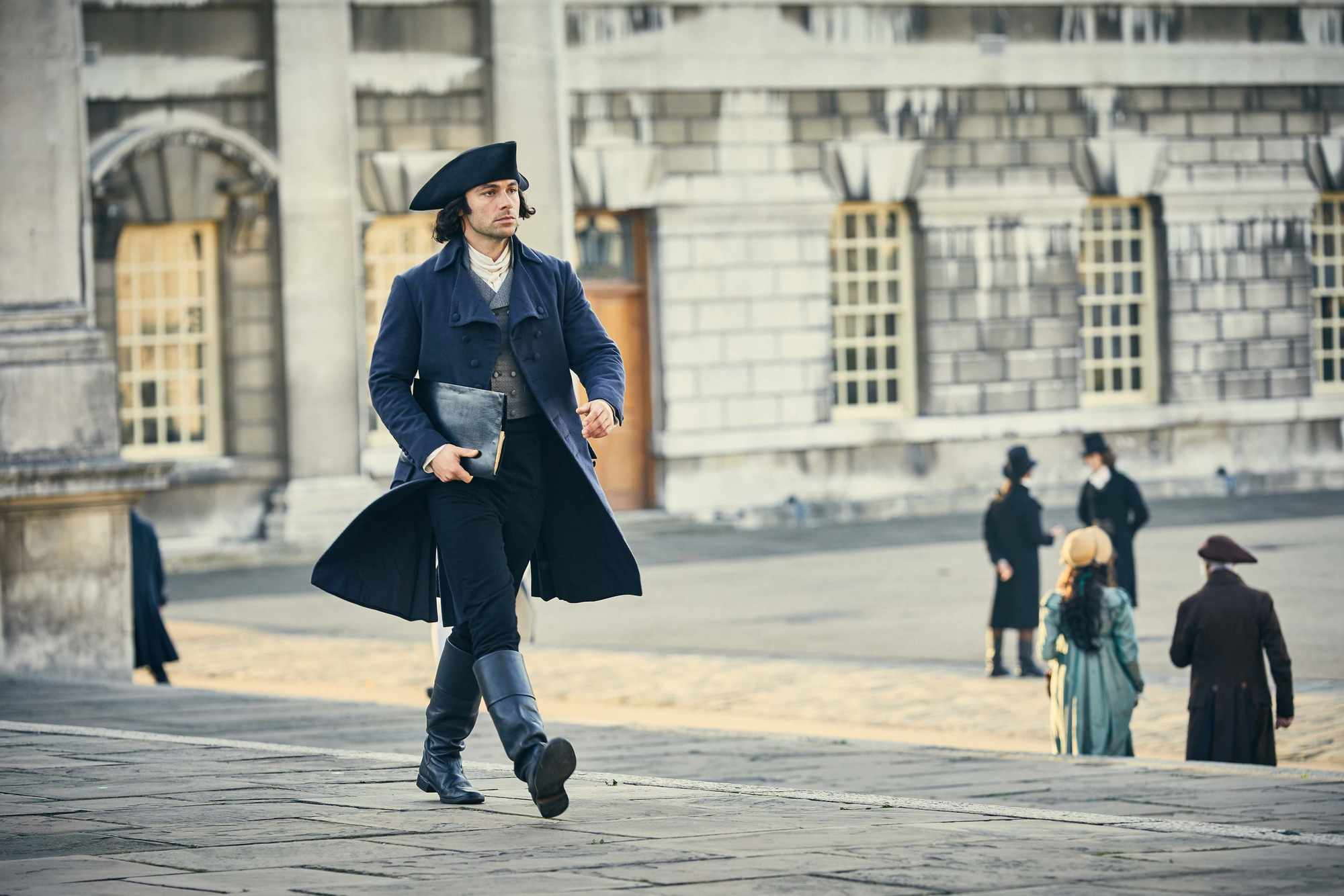Poldark. (Photo by BBC/Mammoth Screen/Robert Viglasky)