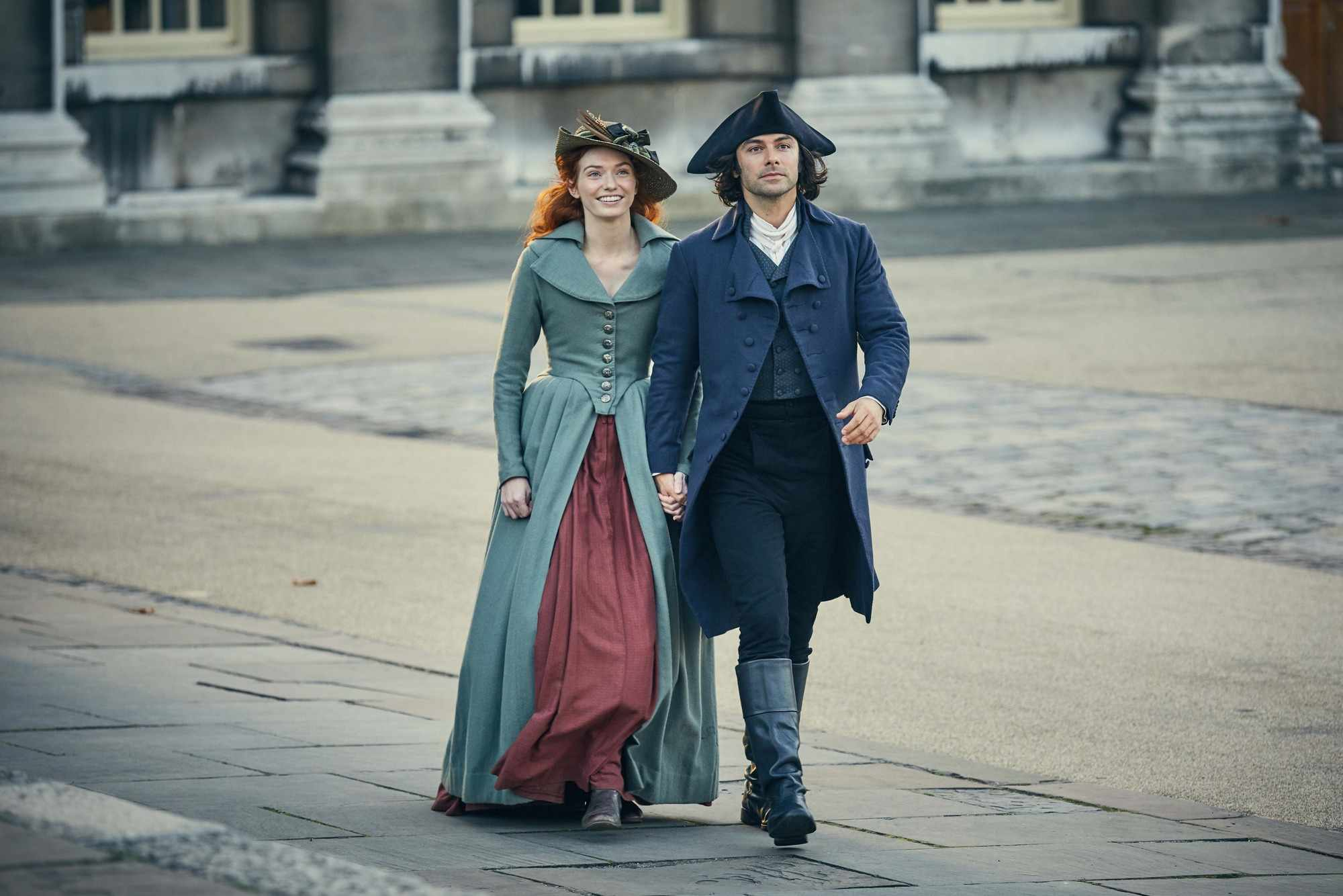 Poldark. (Image by BBC/Mammoth Screen/Mike Hogan)