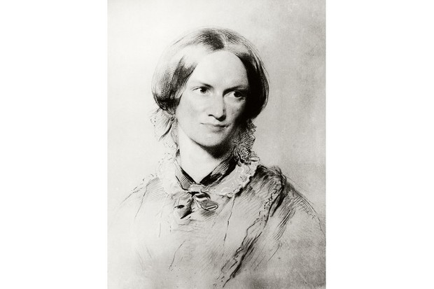 Portrait of Charlotte Brontë. (Photo by De Agostini Picture Library/Getty Images)