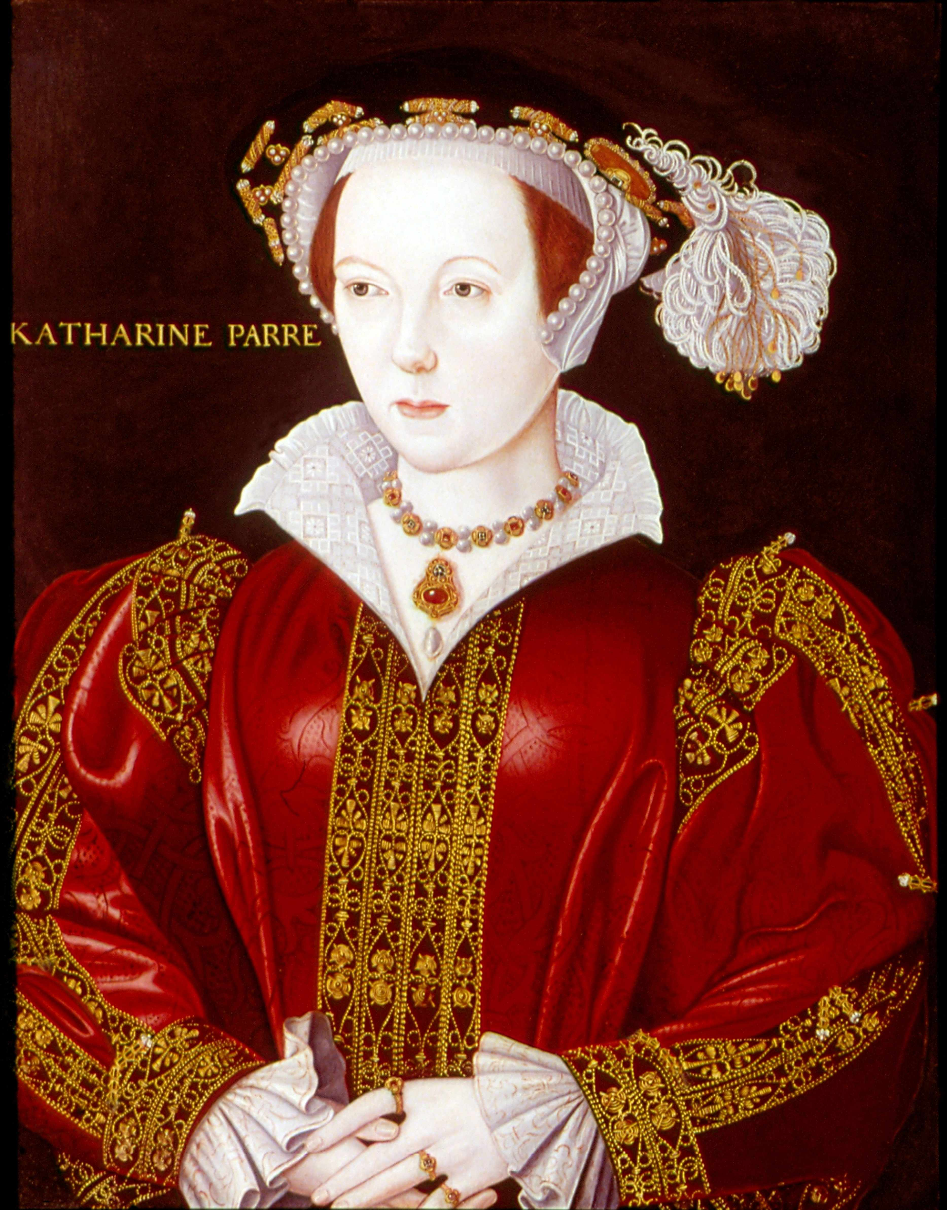 Katherine Parr. (Photo by Universal History Archive/Getty Images)