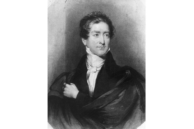 Sir Robert Peel (1788–1850) was a British statesman who twice served asConservative prime minister, between 1834–35 and 1841–46. (Photo by General Photographic Agency/Getty Images)
