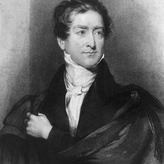 British politician and Prime Minister Sir Robert Peel (1788 - 1850), the founder of the modern police force and the Conservative Party.   (Photo by General Photographic Agency/Getty Images)