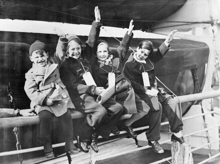 Remembering the Kindertransport