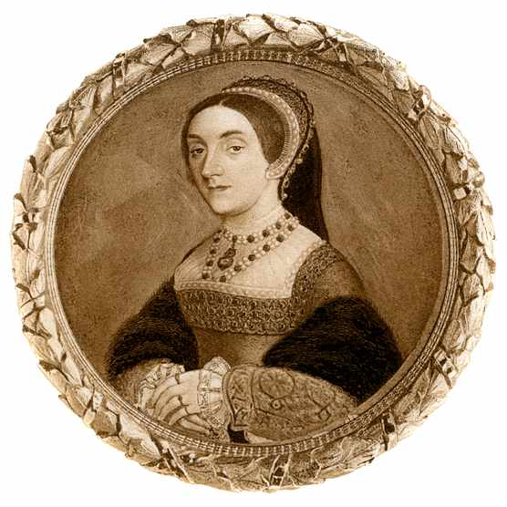Catherine Howard, fifth wife and Queen of Henry VIII, (1902). Catherine (c1520-1542) became the fifth queen consort of Henry VIII on 28 July 1540. She is sometimes known by Henry's reference to her as the rose without a thorn. Despite this, he had her beheaded because of her alleged adultery. Taken from the book Henry VIII by AF Pollard, 1902. (Photo by The Print Collector/Print Collector/Getty Images)