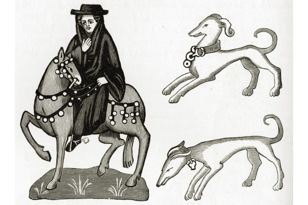 Chaucer's Monk in 'The Canterbury Tales'