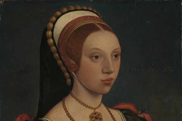 Catherine Howard. (Photo by Fine Art Images/Heritage Images/Getty Images)