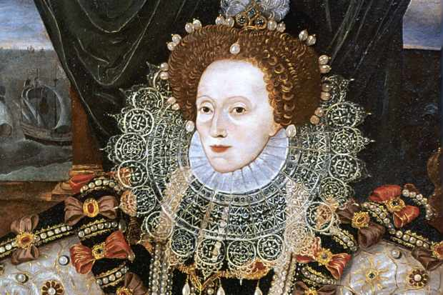 Image result for photo of elizabeth i