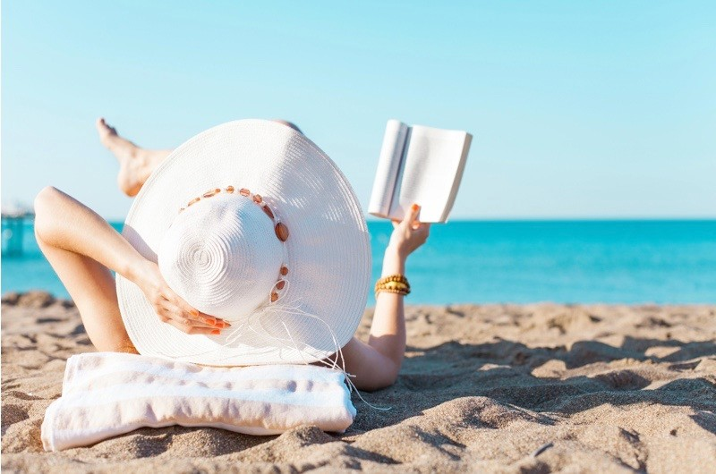 Our favourite books to read this summer include 'France: A History' by John Julius Norwich and 'Behold America' by Sarah Churchwell. (Photo by Ahmet Mısırlıgül/Alamy Stock Photo)