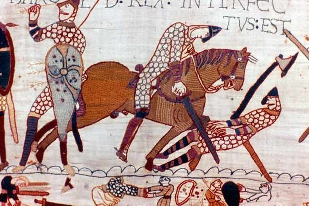 The Normans: a timeline