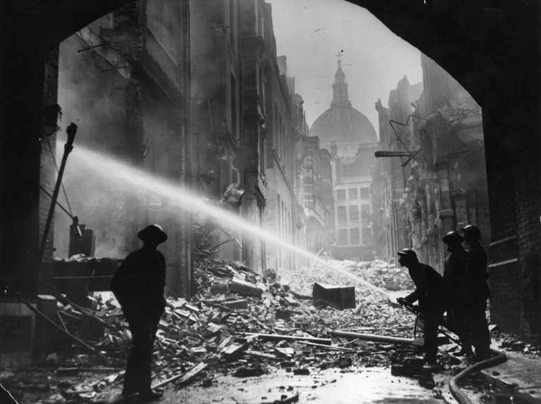 The Second World War: a timeline