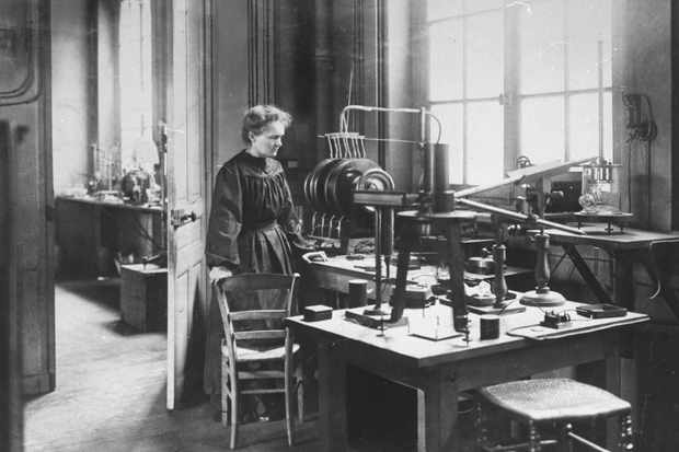 marie curie impact on society